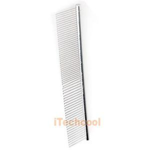 Pet Dog Puppy Cat Animal Stainless Hair Trimmer Comb Cleaning Brush Brand New