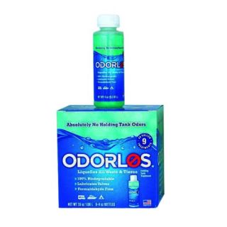 Yara PA352LU51 Odorlos Holding Tank Treatment 4 oz Bottles Pack of 9