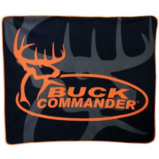 New Buck Commander Fleece Blanket Warm Hunting Outdoor Duck Dynasty Fan Throw