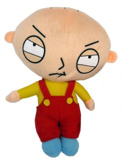 Stewie Griffin 8'' Soft Toy Plush Doll Family Guy TV