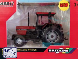 Britains Farm Toys Forum Case IH 1056XL Tractor 1 32 Scale Limited Edition