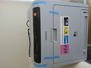 Samsung CLP 610nd Color Laser Printer with Network and Duplex