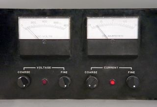 Sorensen USA 0 600V 900 Watt B DC Power Supply 4 Tube Audio Power Amp Amplifier