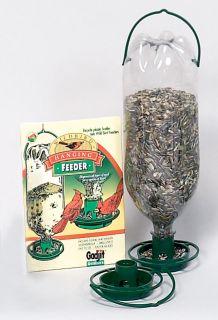 Birdfeeder Hanging Soda Bottle Bird Feeder Recycle