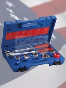 Yellow Jacket 60407 Complete Tubing Expander Swager Kit