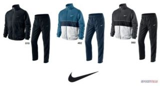 Nike Mens Classic Clio Tracksuit Warm Up Jacket Pants Full Training Suit