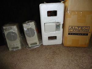 Altec Lansing Multimedia Computer Speaker System ACS90 Great Deal
