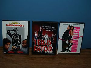 Comedy Lot 3 DVD's Pretty Woman Terry Fator