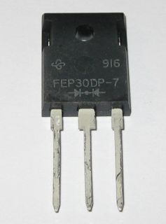30 Amp 200 V Dual Diode FEP30DP 7 Fast Recovery