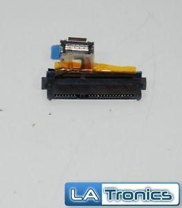 Dell Studio XPS 1640 Genuine Hard Drive SATA Connector w Cable 0H628F H628F