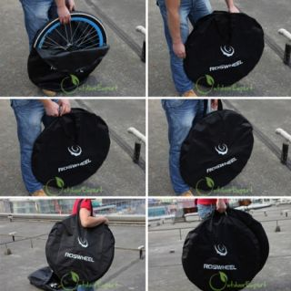 Roswheel Bicycle Bike Cycling Wheel Bag Carrier Transport Cover Road Mountain