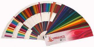 PPG Vibrance Custom Paint Color Charts Chips Auto Car