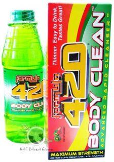 Ingredients in Marijuana Detox Drinks on PopScreen