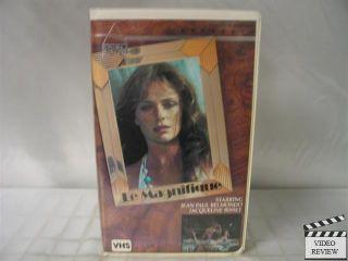 Le Magnifique VHS Jean Paul Belmondo Jacqueline Bisset
