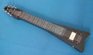 Lap Steel Guitar 2013 Slide Guitar 6 String Georgeboards Rock It Sustain Monster