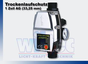Pump Control Pressure Switch TPC15 Well Pump Domestic Water Systems