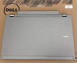 Dell Latitude E4310 Intel Core i5 2 40GHz 4GB 120GB SSD Windows 7 Professional