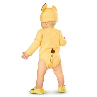 Baby Simba Infant Bodysuit or Shoes Slippers Costume Lion King NWT Disney Store