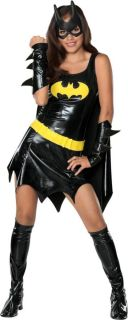 DC Comics Batman Dark Knight Cowl Mask Batgirl Teen Girls Costume Heroine Party