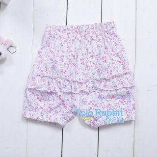 New Baby Girls 3 Pcs Kids T Shirt Short Pants Headband Set Clothes Costume 148