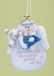 Lenox Christmas Ornaments Snowman