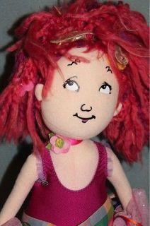 "Fancy Nancy 18"" Cloth Madame Alexander Doll 2008"