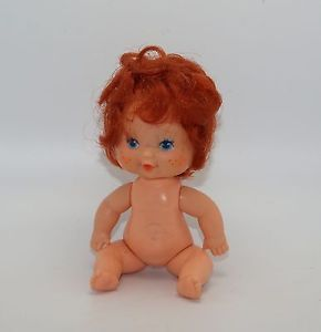 Vintage Kenner Strawberry Shortcake Berry Baby Doll No Clothes Dress 5""