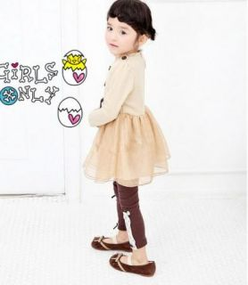 Girl Dress Long Sleeve Kids Clothes 1 6Y Double Breasted Baby Party Costume Tutu