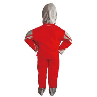 Halloween Party Ultraman Boy Cosplay Costume Size 3T 4T