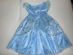 Infant Toddler Girls Disney Cinderella Princess Costume Dress