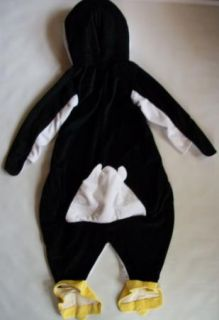 Disney Penguin Halloween Costume XXS 2 3 One Piece Toddler