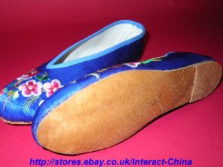 Handmade Women Embroidered Ladies Shoes Size US7 102