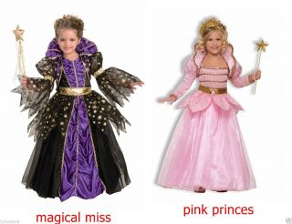 Forum Novelties Princess Costumes Magical Miss or Little Pink Princess New