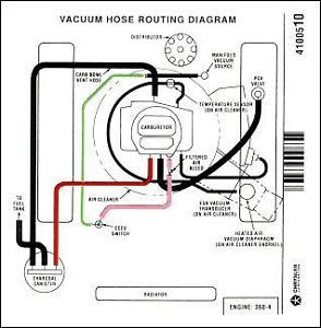 vacuum hose routing diagram decal aspen volare kit car. Black Bedroom Furniture Sets. Home Design Ideas