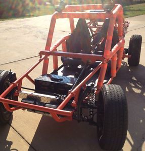 Sandrail Dune Buggy Off Road VW Chassis Complete Running and Driving