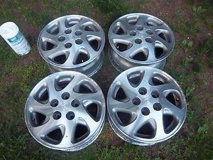 15 Toyota Camry Factory Wheels Rims 69348 92 06