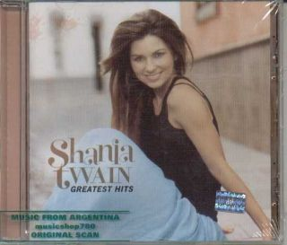 Shania Twain Greatest Hits SEALED CD Best Bonus Track