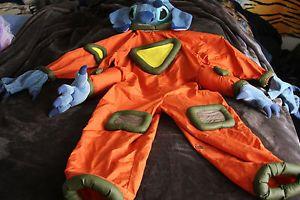 Child's Disney Stitch Halloween Costume Size Small
