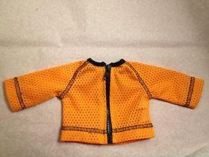 Madame Alexander Tommy Hilfiger Doll Original Orange Jacket Girls Toys Clothes