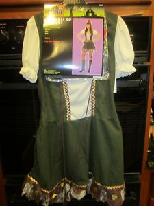 Princess of Theives Robin Hood Women's Teen One Size Fits Most Costume Dress
