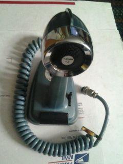 Vintage Turner SSB 2 CB Ham Radio Transistorized Base Desk Power Microphone