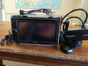 Kenwood DDX419 Car DVD Player with Sirius Radio Tuner