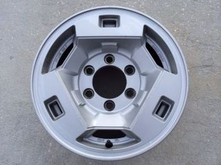 Nissan Pathfinder 1987 95 Factory Alloy Wheel Rim 15x7 6x139 7 D21 Hardbody