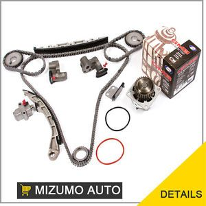 Nissan Altima Maxima 350Z Murano Infiniti VQ35DE 3 5 Timing Chain Kit Water Pump
