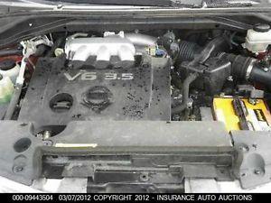 02 03 04 05 06 Nissan Murano Maxima Altima I35 Engine 3 5 Int 77135B