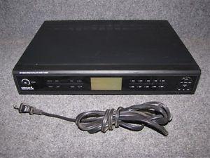 Sirius SR H2000 Satellite XM Radio Tuner Home Audio Receiver Fully Tested
