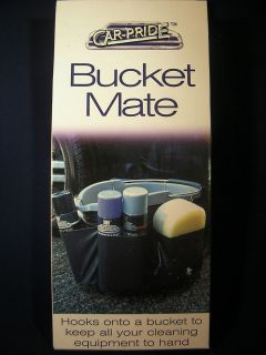 Car Window Cleaning Bucket Mate Tool Bag