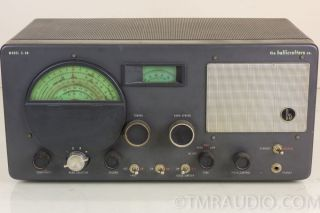 Hallicrafters Model s 40B Communications Receiver 1950 as Is Vintage Tubes