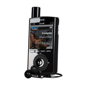 Sirius XM Xi Portable Satellite Radio  Player Home Kit New XPH1