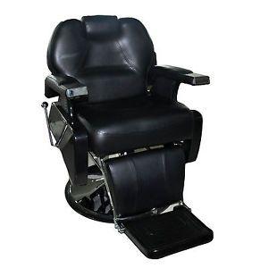 All Purpose Hydraulic Recline Barber Chair Salon Beauty Spa Shampoo Black